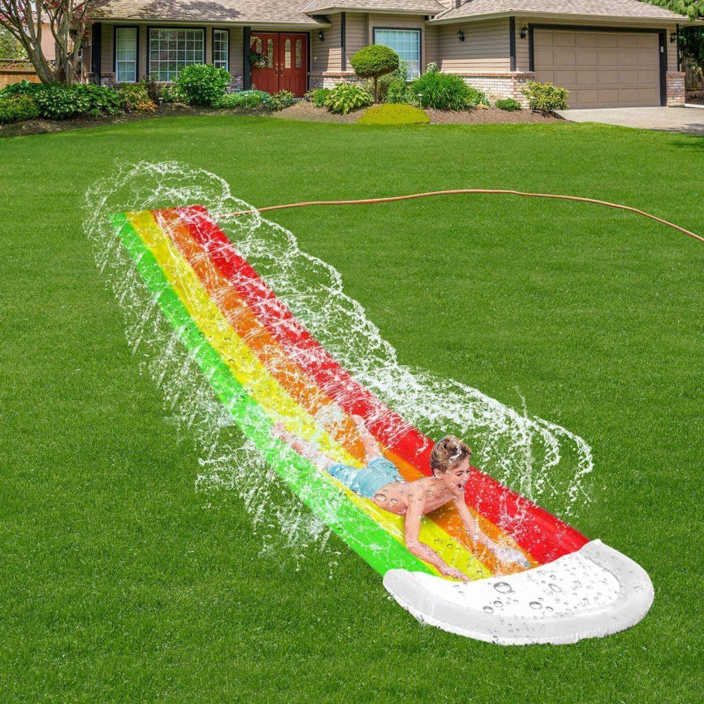 Best Backyard Lawn Water Slides Under $500 - Digi Interacts